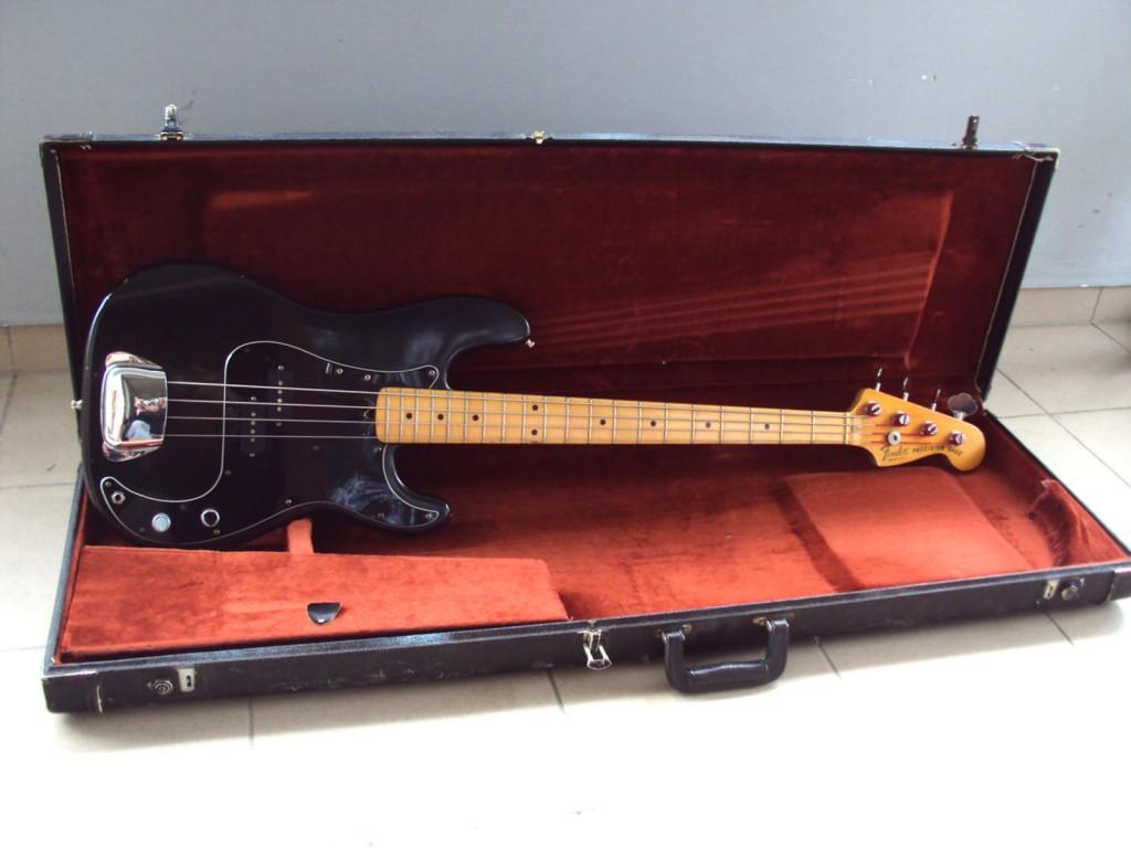 Tom Sinnett - 1979 Fender Precision Bass